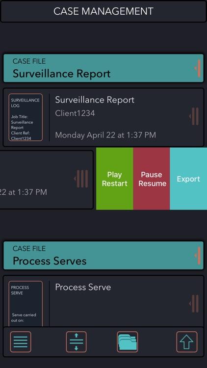 P.I. Report screenshot-4