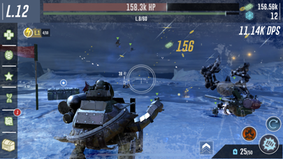 Screenshot from War Tortoise 2