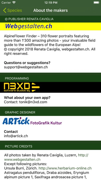 AlpineFlower Finder – Europe screenshot-9