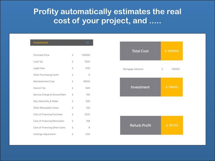 Profity screenshot-3