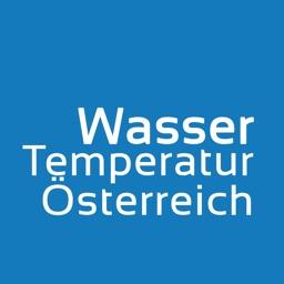 Water temperatures in Austria