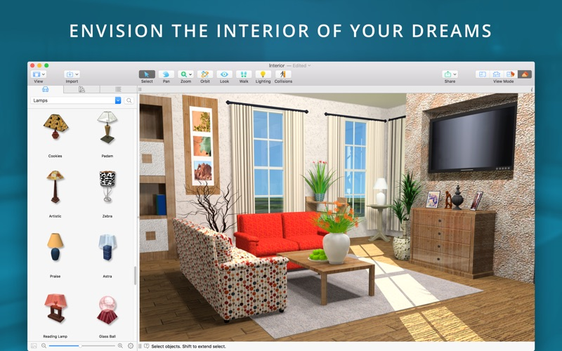 Live Home 3d Pro review screenshots