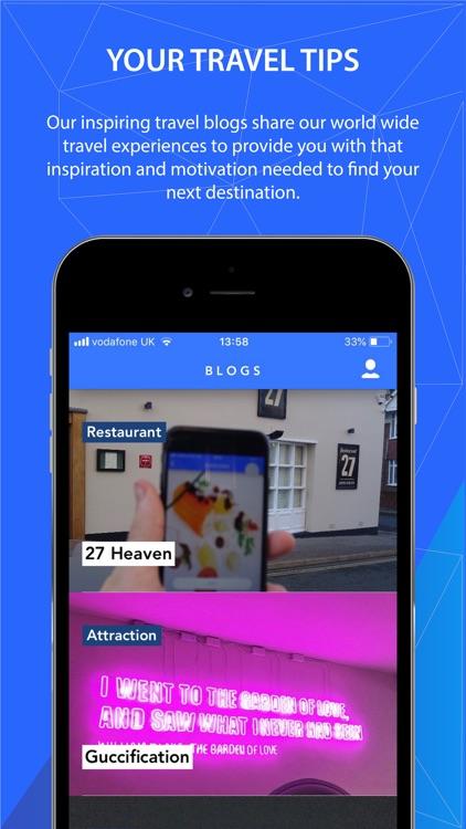 Worldee - local travel guide screenshot-7
