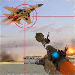 Airplane Combat Shooting Games