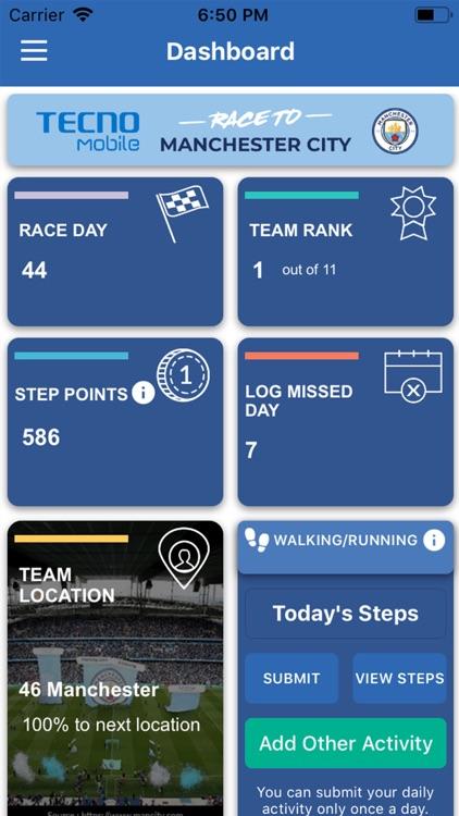 Stepathlon screenshot-3