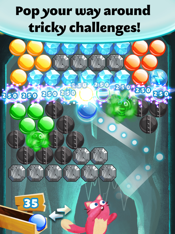 Bubble Mania™-ipad-3