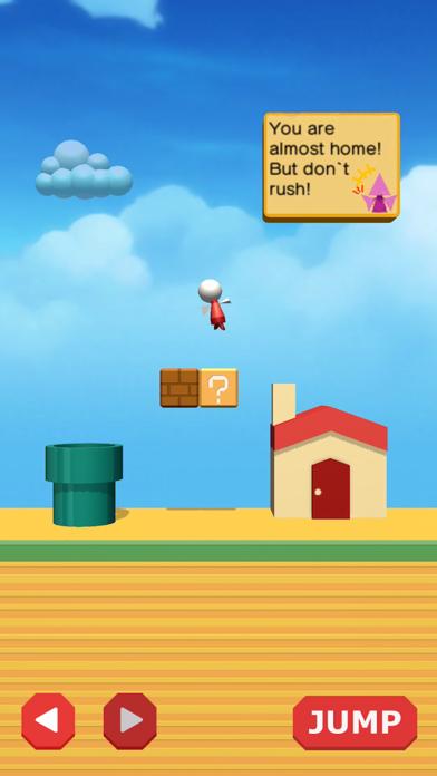 Mr Go Home 3D screenshot 1