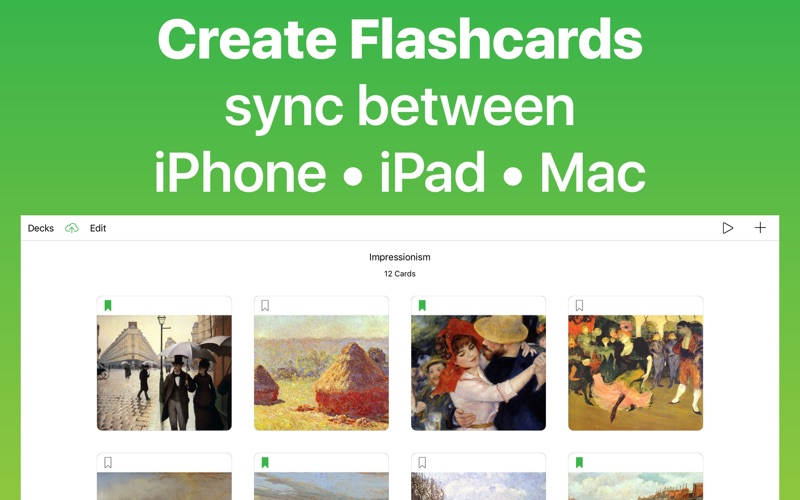 Flash Cards GO - Flashcards for Mac