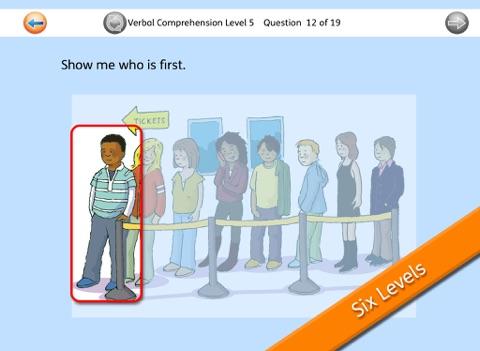 Verbal Comprehension - náhled