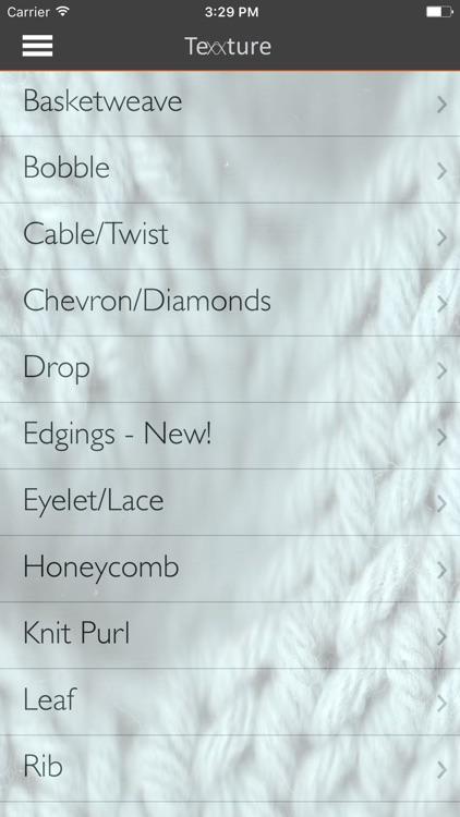 knit _Texxture screenshot-3