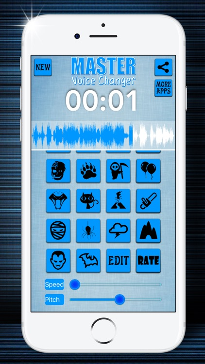 Master Voice Changer screenshot-4