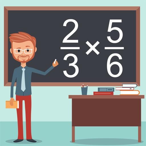 MathShot Multiplying Fractions