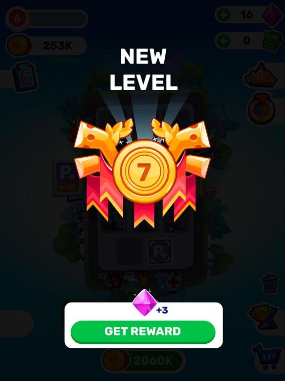 Merge & Beep: Tycoon clicker screenshot 10