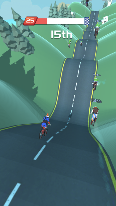 Bikes Hill screenshot 6
