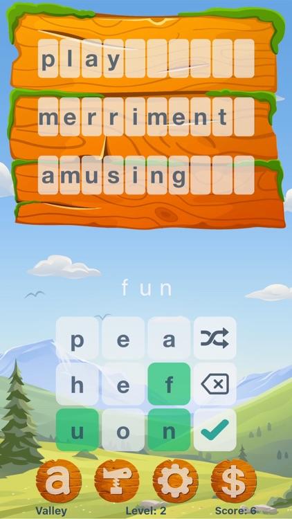 Words n Mates: Fun Brain Game screenshot-4