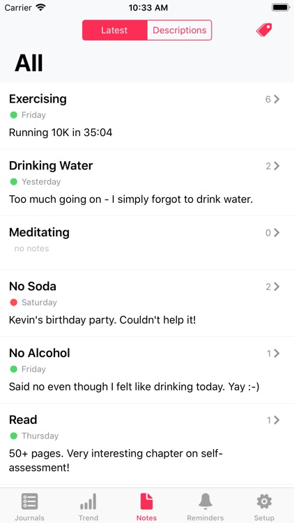 Way of Life - Habit Tracker screenshot-3
