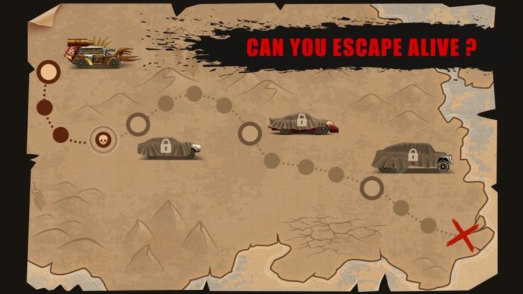 Zombie Hill Racing screenshot-4