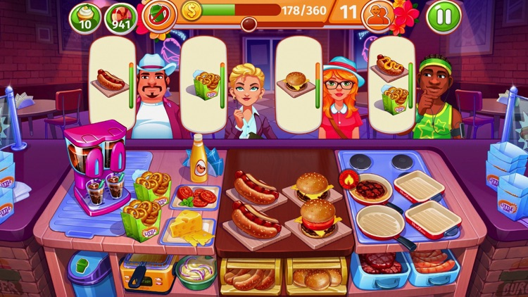 Cooking Craze: Restaurant Game screenshot-8