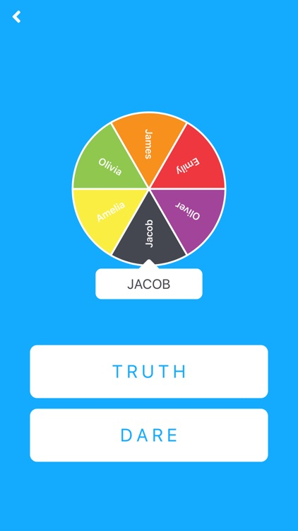 Truth or Dare - Spin the wheel screenshot-3
