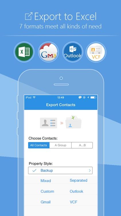 SA Contacts screenshot-0