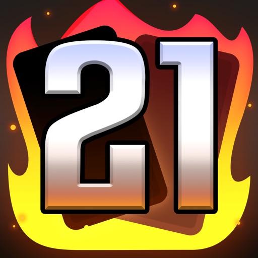21Blitz - SolitaireCardGame icon