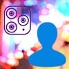 AlphaBlur Image Effects - iPhoneアプリ