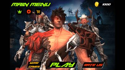 Modern Fighting: fight games screenshot 1