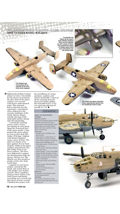 Tamiya Model Magazine screenshot-3