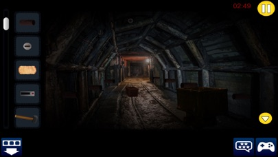 Escape from the dark mine screenshot two