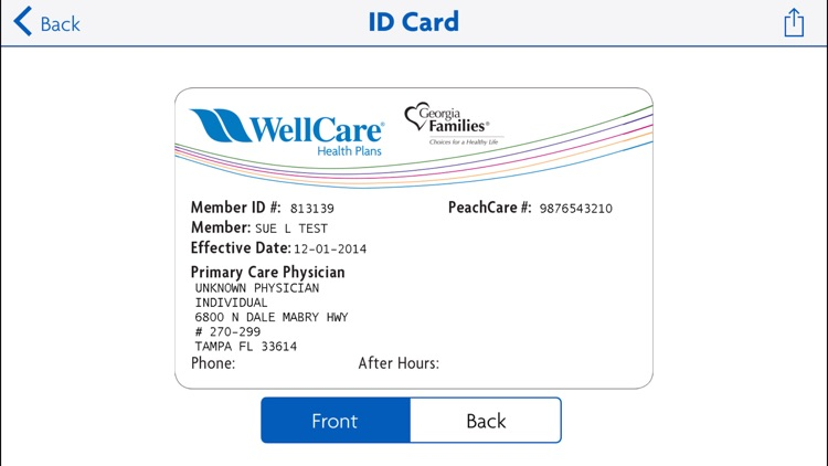 Mywellcare By Wellcare Health Plans Inc