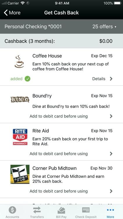 Benchmark Community Bank screenshot-6