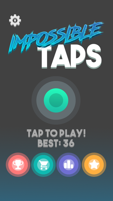 Impossible Taps: Fast Tap Game screenshot 5