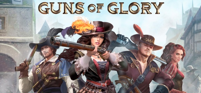 ‎Guns of Glory: Krieg Strategie Screenshot