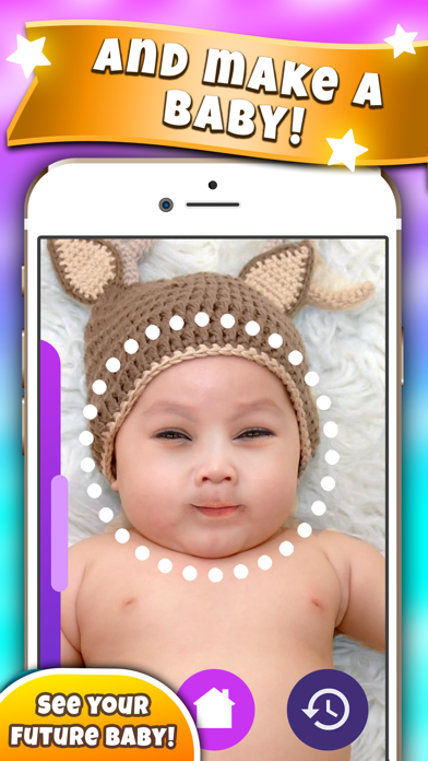 Make A Baby: Future Face Maker Screenshot