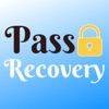 Pass Recovery iphone and android app