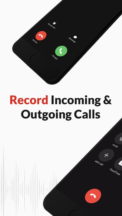 Call Recorder RecMyCalls Screenshot