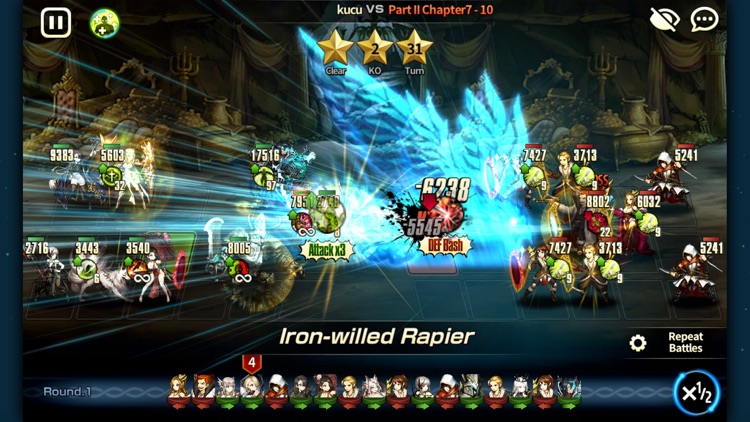 Brown Dust - Strategy RPG screenshot-7