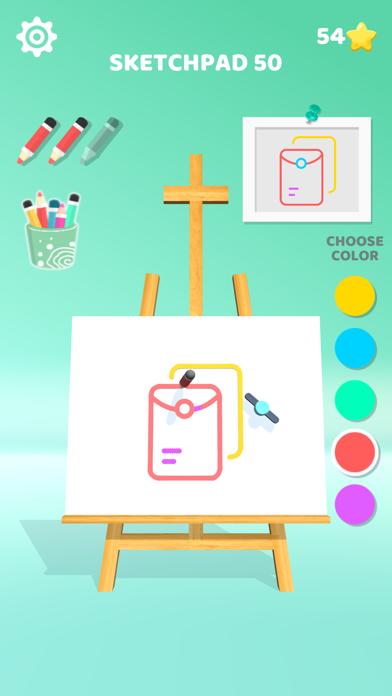 Color Drawing 3D screenshot 8