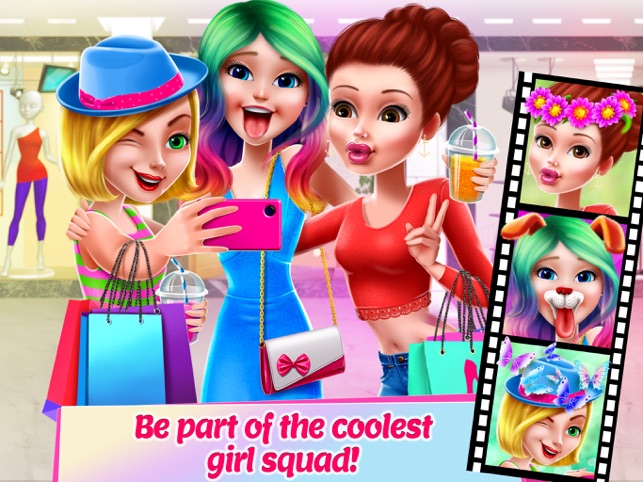 Girl Squad - BFF in Style on the App Store