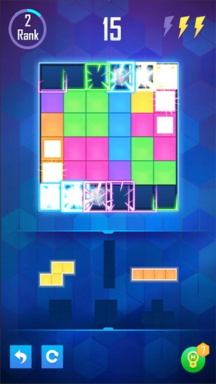 Block Puzzle Mania - Fill grid screenshot-6