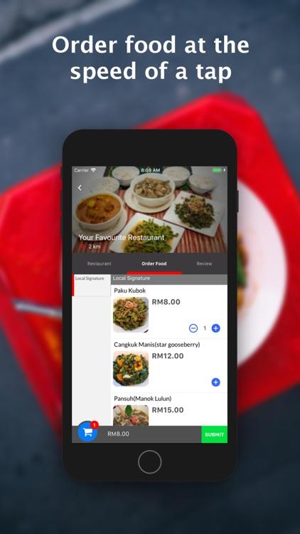 GetFood - Food App