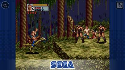 Screenshot from Golden Axe Classics
