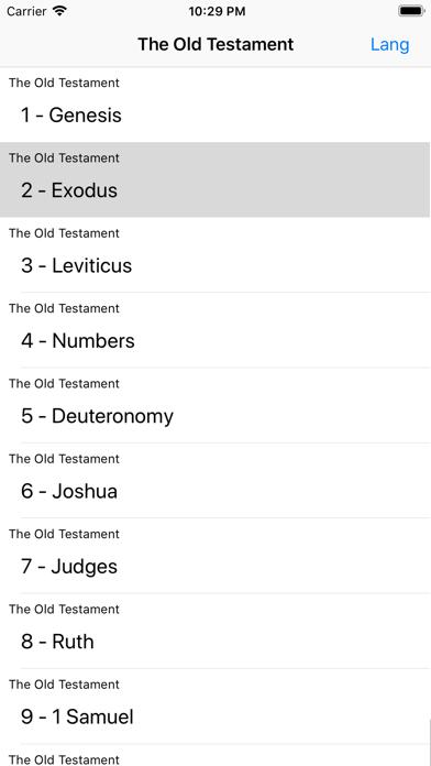 Audio Bible Old Testament 1
