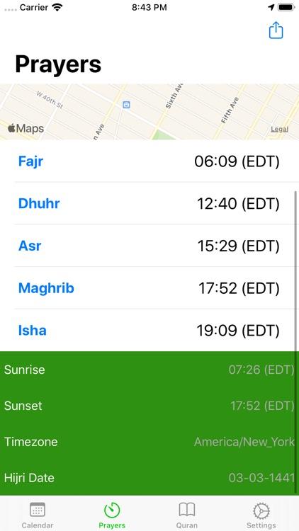 Ramadan Times 2020 screenshot-5