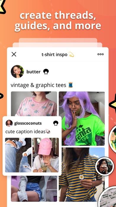Yada - Make & share threads screenshot two