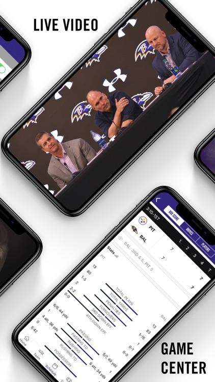 Baltimore Ravens Mobile screenshot-5