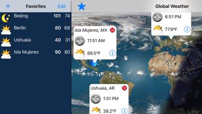 Global-Weatherのおすすめ画像4