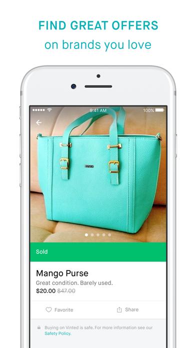 afed4edf306ae Easy App Finder Vinted - Sell & Swap Fashion & Style - Easy App Finder