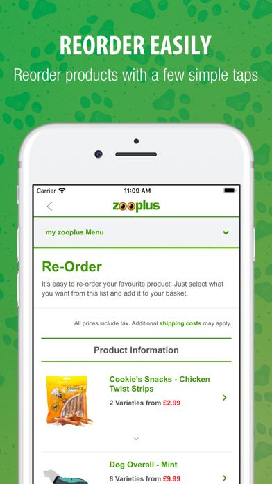 zooplus screenshot four
