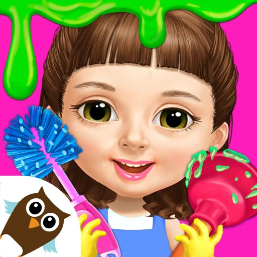 Sweet Baby Girl Cleanup 5 free software for iPhone and iPad